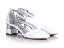 Tamaris 1-24405-28 bílo/stříbrná, vel.